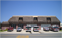 Salinas Fire Department Station 1