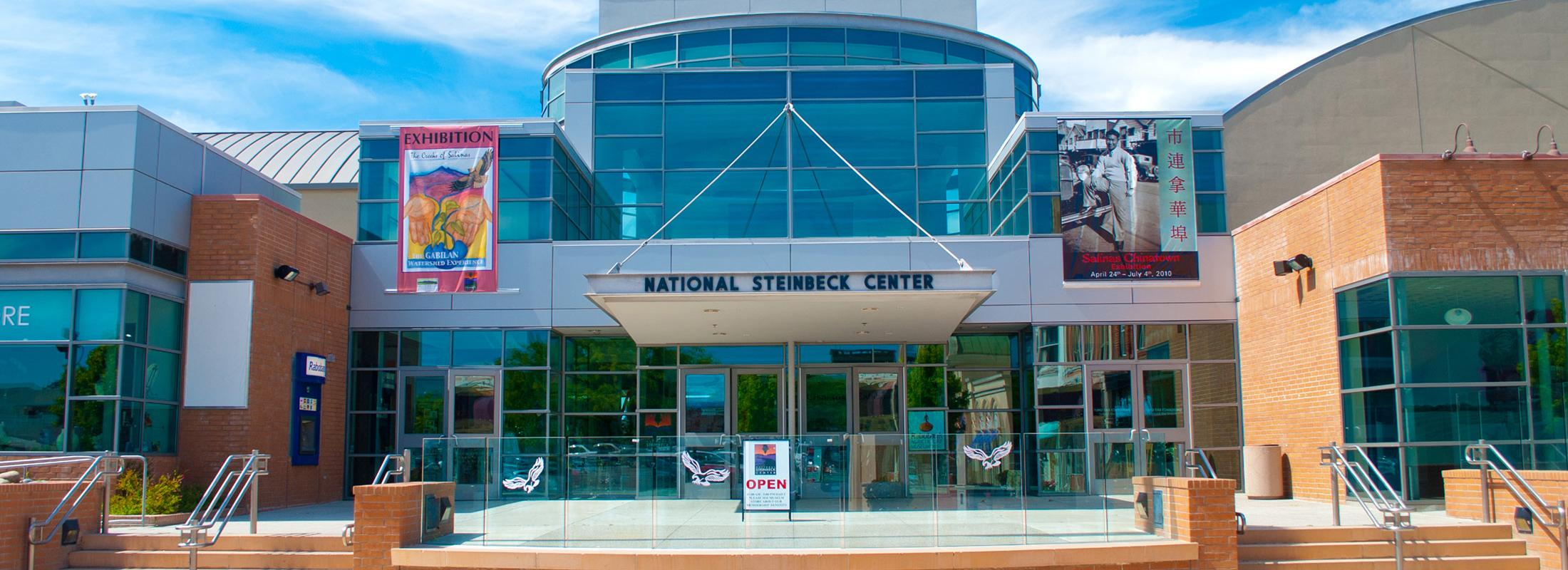 National Steinbeck Center, Salinas CA