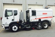 New Streetsweeper