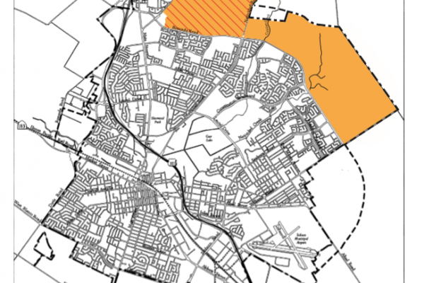 West Area Specific Plan and Future Growth Areas