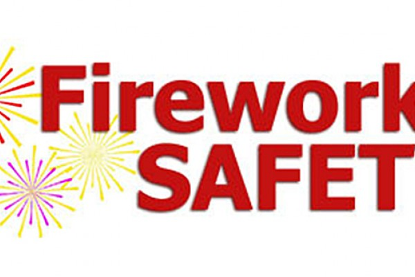 Reads Fireworks Safety