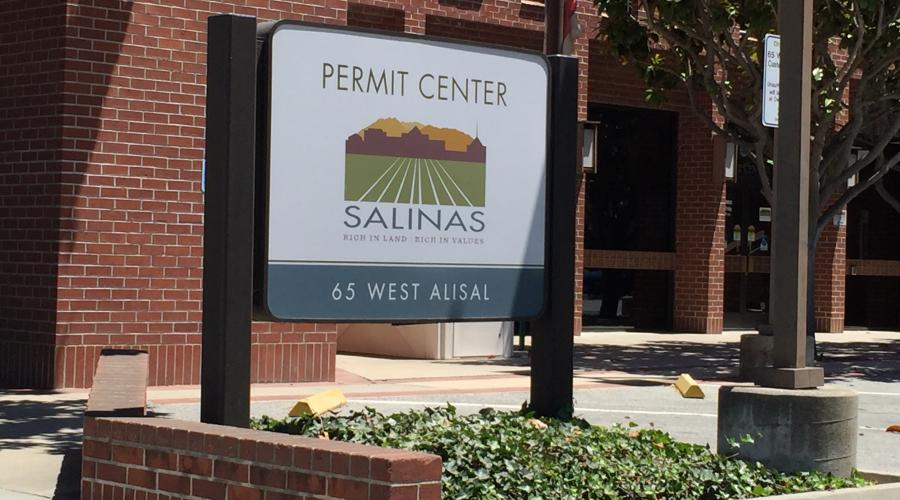 Permit Center, Salinas CA