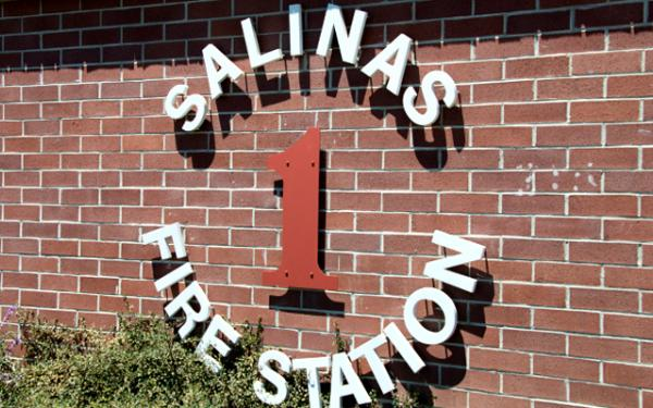 Fire Station 1, City of Salinas