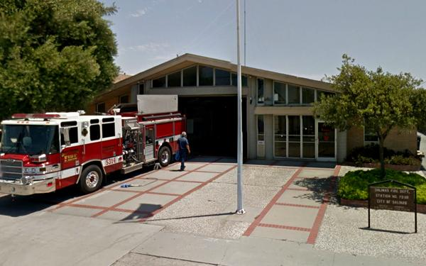 Fire Station, City of Salinas