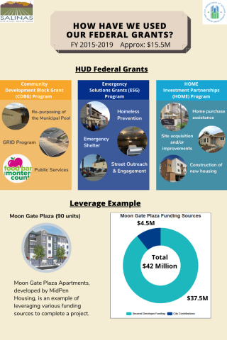 Federal Grant Infographic