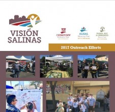 Vision Salinas Outreach photo collage