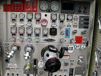 Fire Department Pump Panel